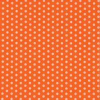 Cocktail napkins Bolas orange