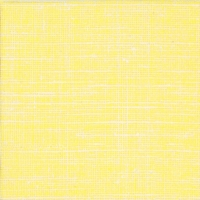 Cocktail napkins Josephine Blanc yellow