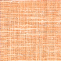 Cocktail napkins Josephine Blanc orange