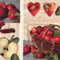 Lunch Servietten Pomme de Provence