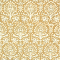 Servilletas Lunch Royal Damask gold