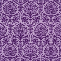 Servilletas Lunch Fine Damask lilac