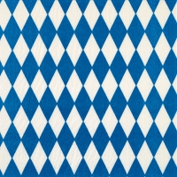 Lunch napkins Bavaria / Harlequin