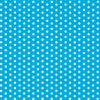 Lunch napkins Bolas light blue