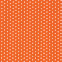 Lunch napkins Bolas orange