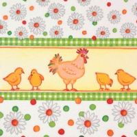 Lunch napkins Chicks&Daisies