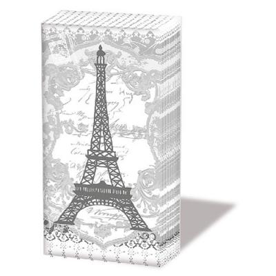 Taschentücher Eiffel Tower,  Everyday,  bedruckte papiertaschentücher,  Eifelturm