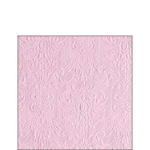 Servietten 25 x 25 cm,   Einfarbige Servietten,   geprägte Servietten,   geprägte Servietten,  Everyday,  cocktail servietten,  rosa