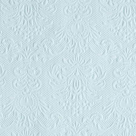 Cocktail Servietten ELEGANCE LIGHT BLUE