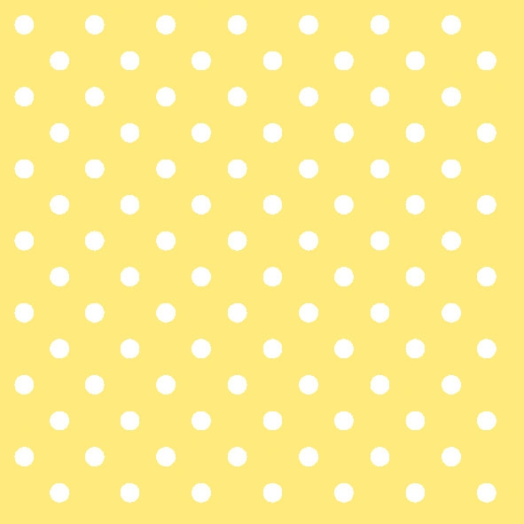 Lunch Servietten DOTS YELLOW ,  Sonstiges - Muster,  Everyday,  lunchservietten,  Punkte