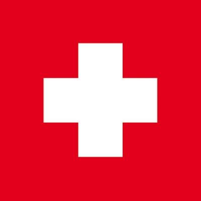 20 Servietten - 33 x 33 cm ,  Regionen - Länder - Flaggen,  Regionen - Länder -Schweiz,  Everyday,  lunchservietten
