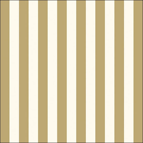 Lunch Servietten STRIPES GOLD,  Sonstiges - Muster,  Everyday,  lunchservietten,  Streifen