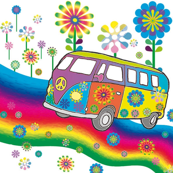 Everyday,  Blumen -  Sonstige,  Fahrzeuge -  Sonstige,  Sonstiges -  Sonstiges,  Everyday,  lunchservietten