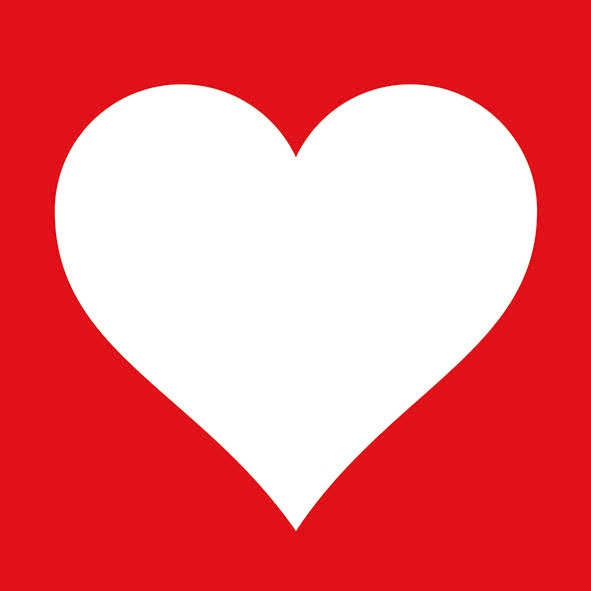 Servietten,  Ereignisse - Liebe,  Everyday,  lunchservietten,  Herzen