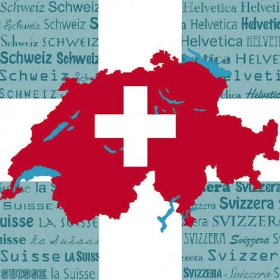 Lunch Servietten Schweiz,  Sonstiges - Schriften,  Regionen - Länder -Schweiz,  Everyday,  lunchservietten,  Schweiz,  Schriften