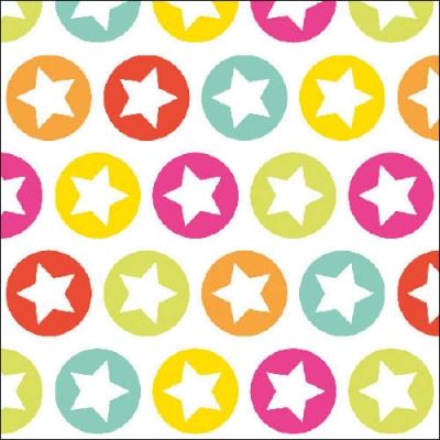 Lunch Servietten Shining Stars Mix,  Sonstiges -  Sonstiges,  Everyday,  lunchservietten,  Sterne