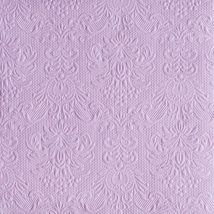 Dinner Servietten ELEGANCE LIGHT PURPLE , dinnerservietten,  Ornamente,  rosa