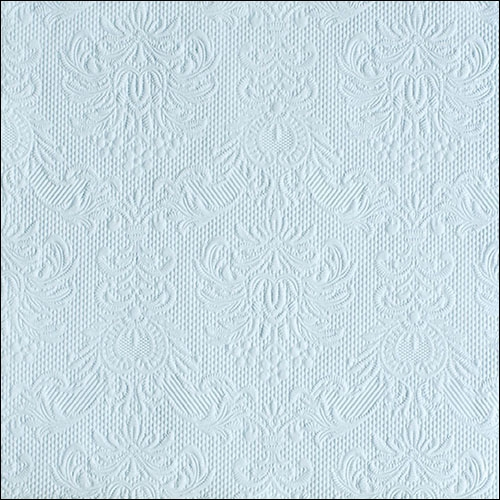 Dinner Servietten ELEGANCE LIGHT BLUE , dinnerservietten,  Ornamente,  hellblau