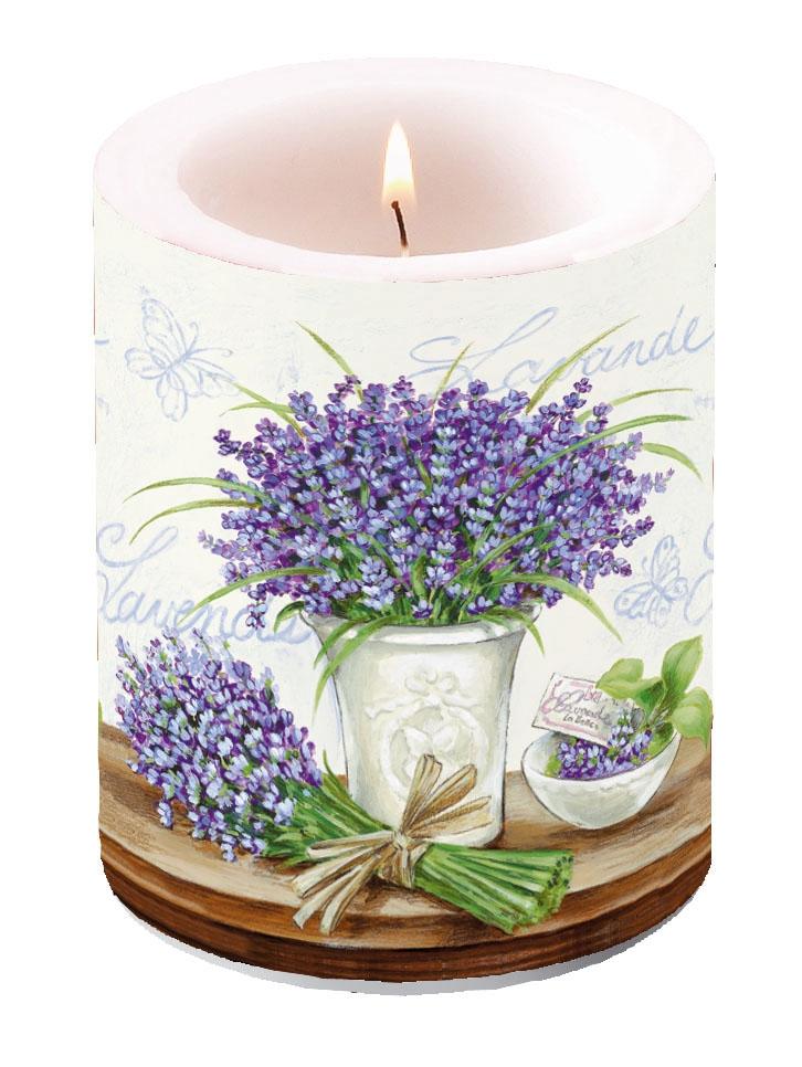 Kerze LAVENDER SCENE CREAM,  Lavendel