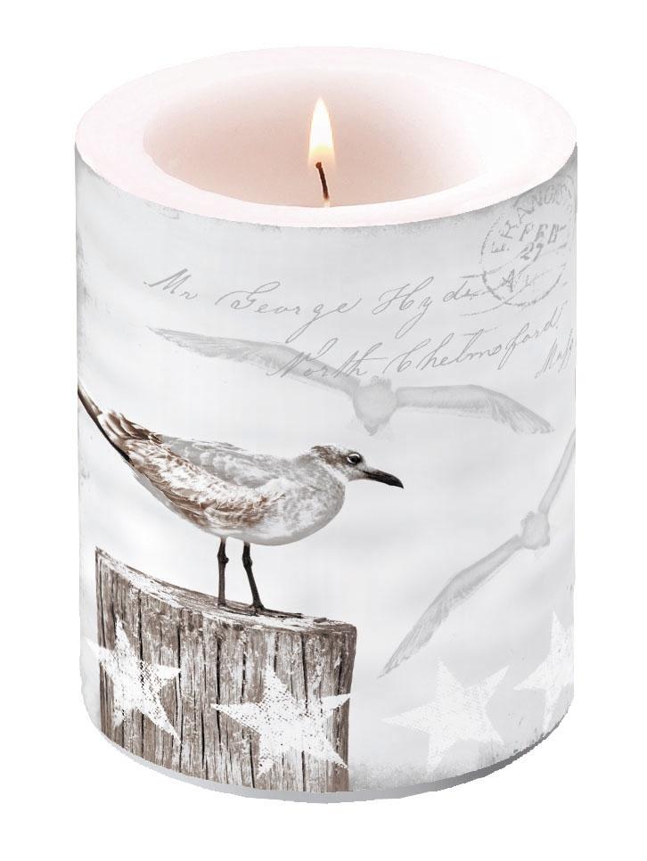 Kerze Seagulls,