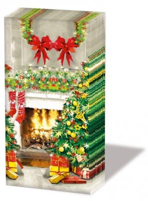 Taschentücher Christmas Is All Around