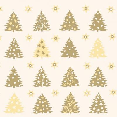 Servietten / Weihnachtsbaum,  Weihnachten - Weihnachtsbaum,  Weihnachten,  lunchservietten