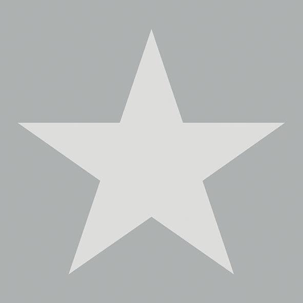 Lunch Servietten STAR GREY/L.GREY