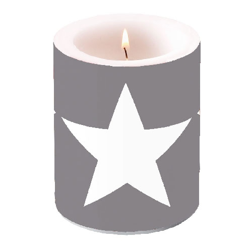 Windlichter / Kerzen,  Sterne