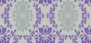 Duni GmbH,  Muster,  Ornamente,  lila