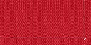 20 Mitteldecken Dunicel® 84 x 84 cm Knitting red,  Muster,  rot