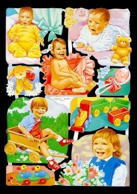 Ernst Freihoff GmbH,  Glanzbilder mit Glimmer,  Glanzbilder mit Glimmer,  Spielzeug,  Teddybär