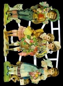 Glanzbilder 3 Kindermotive,Jugendtr.,  Glanzbilder,  Glanzbilder