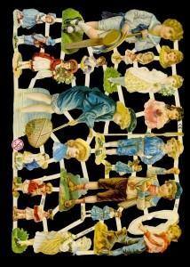 1 Bogen Glanzbilder ,  Glanzbilder,  Glanzbilder,  Kinder