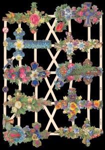 Glanzbilder Kreuze,Jugendtraum,  Glanzbilder,  Glanzbilder
