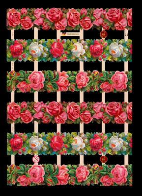 Glanzbilder Blumen,  Glanzbilder,  Glanzbilder,  Rosen