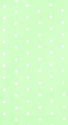Airlaid Produkte - aus hochwertigen Airlaid-Vlies - fast so wie aus Stoff !,  Punkte,  hellgrün