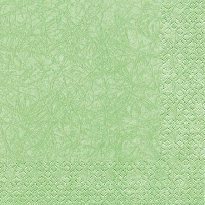 Servietten 40 x 40 cm, dinnerservietten,  pastell-grün