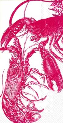 Buffet Servietten Lobster,  Tiere -  Sonstige,  Essen - Krebse / Krabben,  Everyday,  lunchservietten,  Hummer