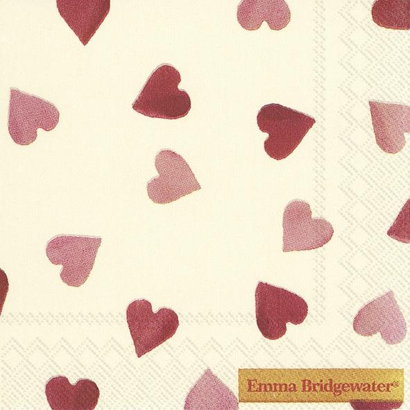 Servietten zum Thema Liebe,  Ereignisse - Liebe,  Everyday,  cocktail servietten,  Liebe,  Herzen