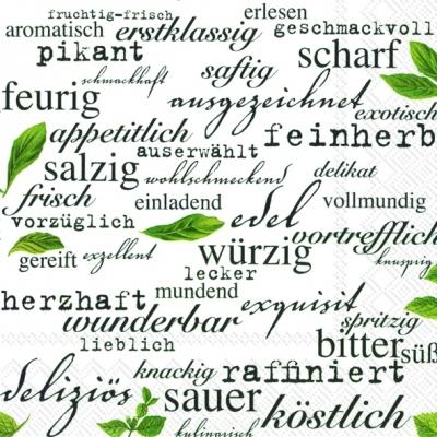 Servietten / Schriften,  Sonstiges - Schriften,  Everyday,  cocktail servietten