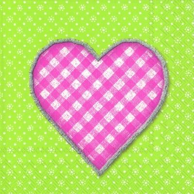 Servietten,  Ereignisse - Liebe,  Sonstiges -  Sonstiges,  Everyday,  cocktail servietten,  Herzen
