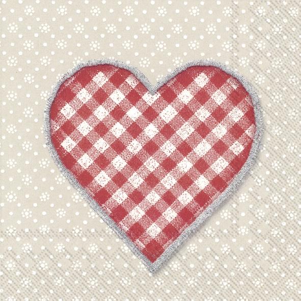 Servietten nach Ereignissen,  Ereignisse - Liebe,  Weihnachten,  cocktail servietten,  Liebe,  Herz