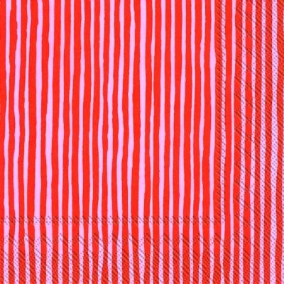 Servietten 25 x 25 cm,  Sonstiges - Muster,  Everyday,  cocktail servietten,  Streifen