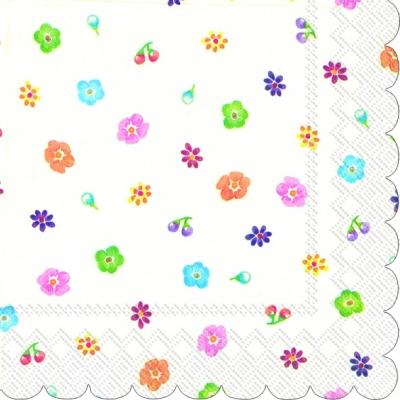 Servietten Blumenmotive,  Sonstiges -  Sonstiges,  Blumen -  Sonstige,  Everyday,  cocktail servietten,  Blumen