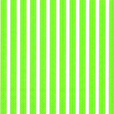 Lunch Servietten Stripes again
