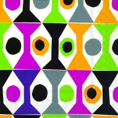 Marimekko,  Sonstiges - Muster,  Everyday,  lunchservietten,  Muster