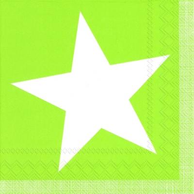 IHR Ideal Home Range,  Weihnachten - Sterne,  Weihnachten,  lunchservietten,  Sterne
