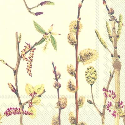 Servietten nach Motiven,  Pflanzen -  Sonstige,  Everyday,  lunchservietten