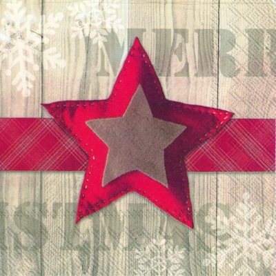 Servietten,  Weihnachten - Sterne,  Weihnachten,  lunchservietten,  Sterne