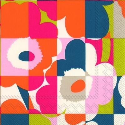Servietten Blumenmotive,  Blumen -  Sonstige,  Everyday,  lunchservietten,  Muster,  Blumen